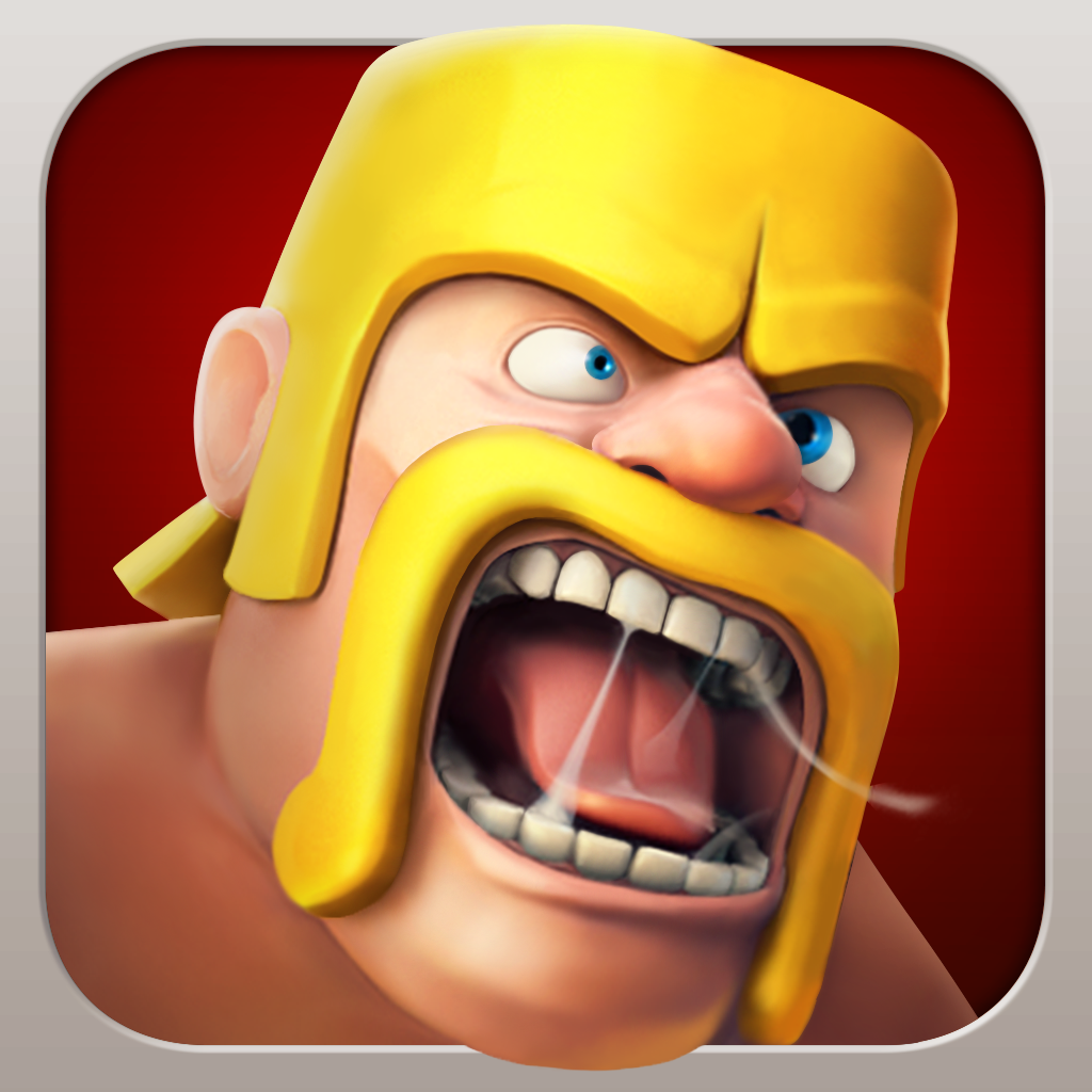 Clash Of Clans App Logo