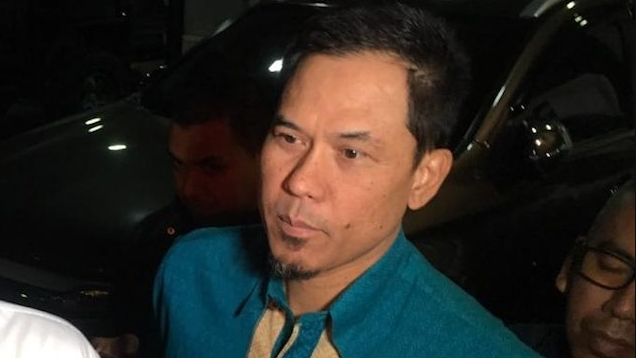 Respons Munarman FPI soal Ajakan PKS Masuk Barisan Oposisi