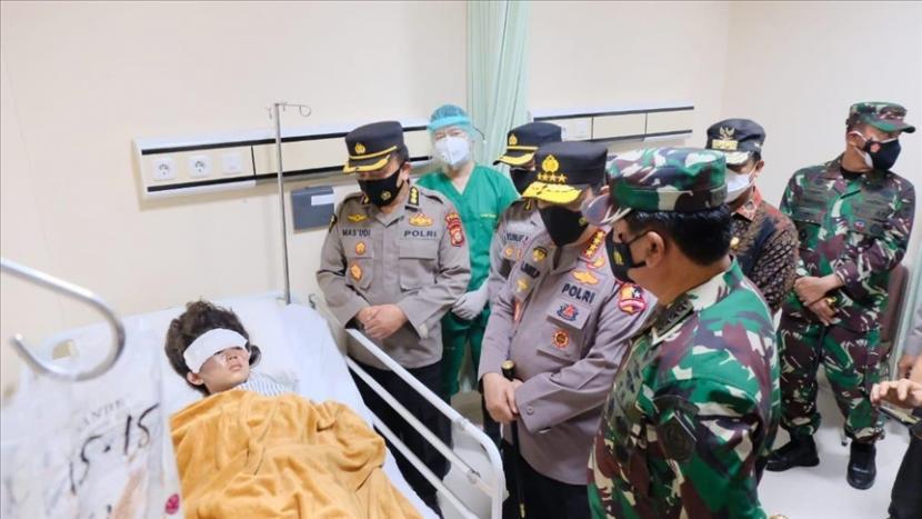 Kapolri Pastikan Pelaku Bom Bunuh Diri Gereja Katedral Makassar Anggota Kelompok Ini