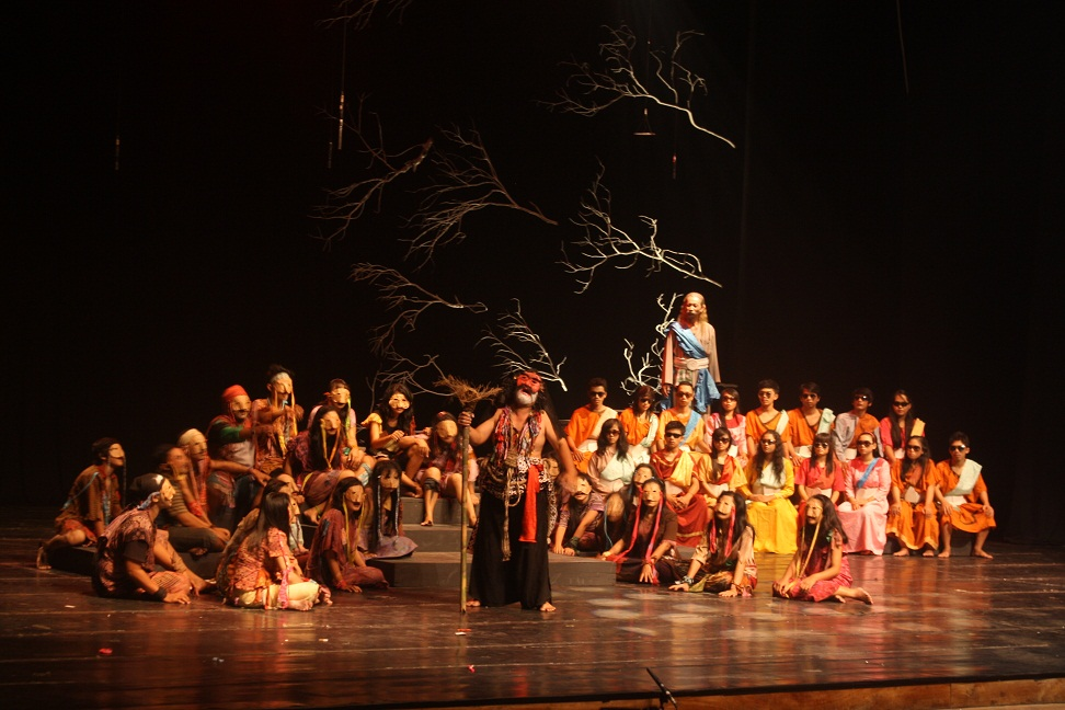 Nilai Dan Konsep Seni Teater
