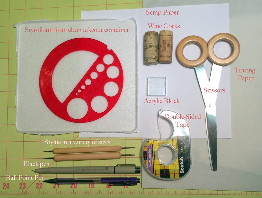 Tutorial Make A Faux Chinese Seal Or Chop Painted Thoughts Blog