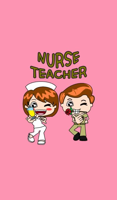 Nurse and Teacher forever
