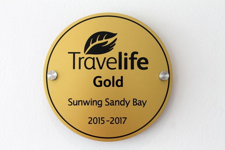 Sunwing Sandy Bay Beach