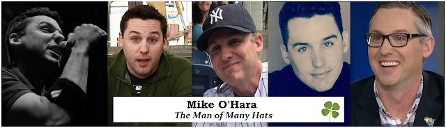 Mike O'Hara's New Website