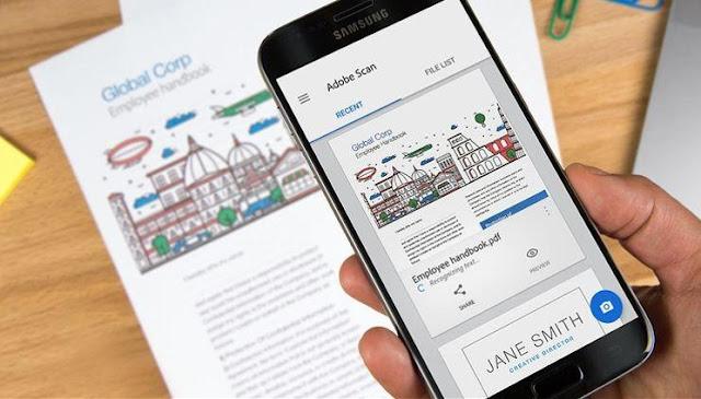 Cara Mudah Scan Berkas Dismartphone Menggunakan 7 Aplikasi Gratis