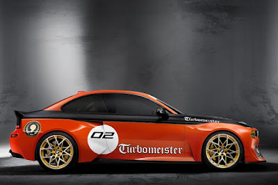 BMW 2002 Hommage (2016) Side