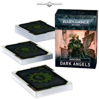 Datacards Ángeles Oscuros