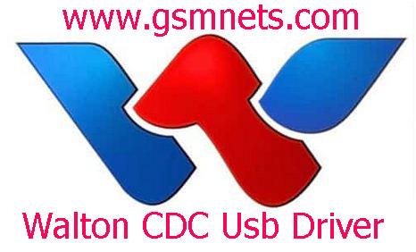 Latest Walton CDC Usb Driver Download