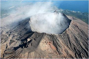 ภูเขาไฟซากุระจิมะ (Sakurajima)