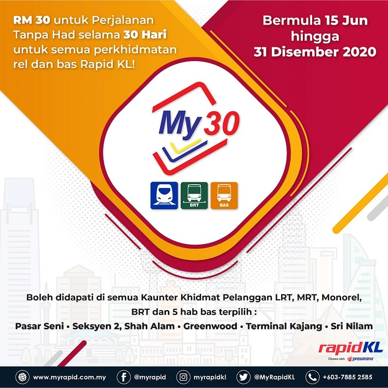 Apply Pas My30