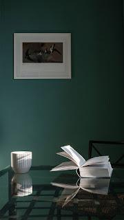 background cool dark book cup
