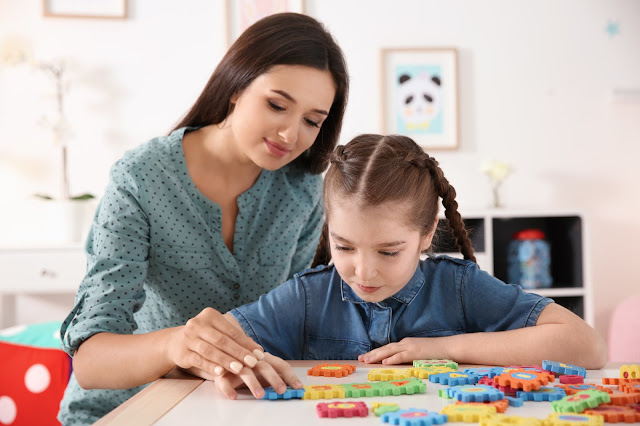 Resources for Parents Working with Autistic Children