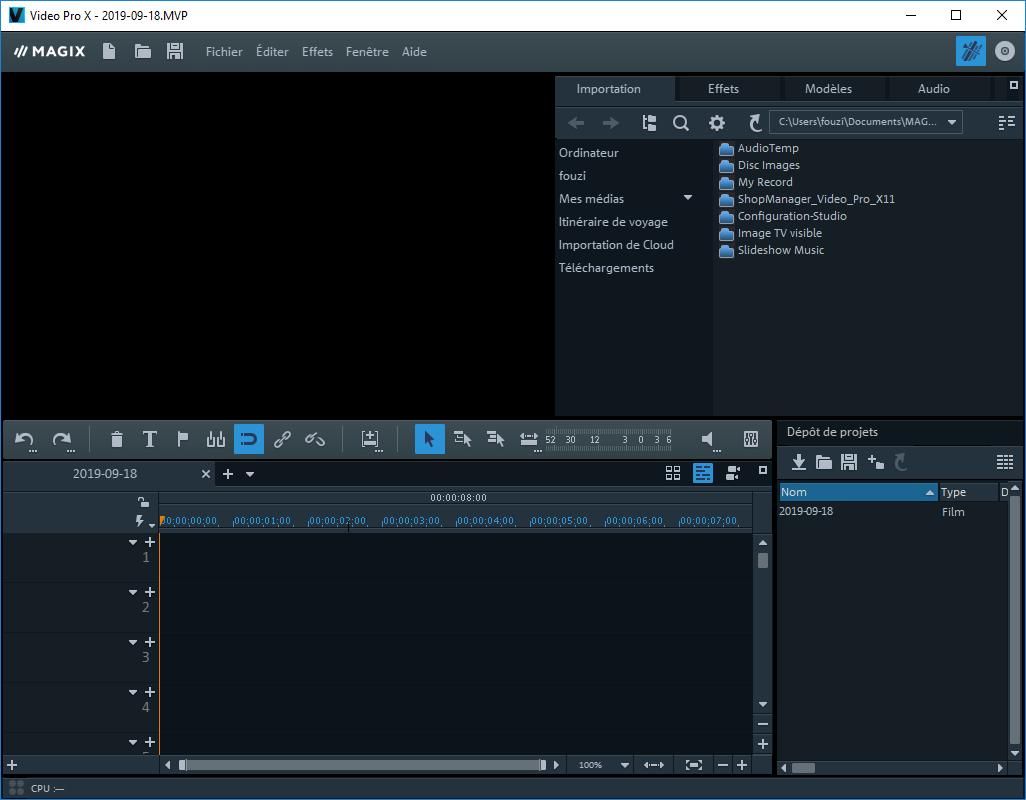 تحميل برنامج قوي لتحرير الفيديو سهل الاستخدام ومرن وقوي Download MAGIX Video Pro X11 v17.0.2.41