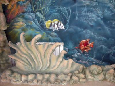Обои в детскую или рисунок на стену - Алексей Захаров Волгоград