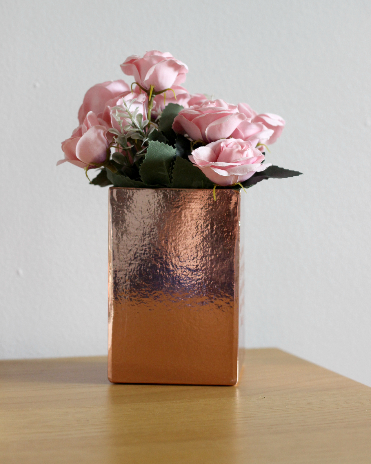 Interior: Copper Accents