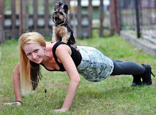 6 Reasons to Work Out With Your Dog