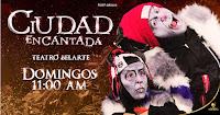 POS3 CIUDAD ENCANTADA | Teatro Belarte
