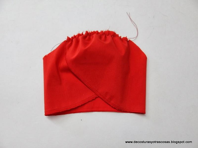 como-hacer-pequeña-manga-blusa