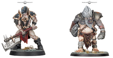 Teasing Two New Warbands! Warcry