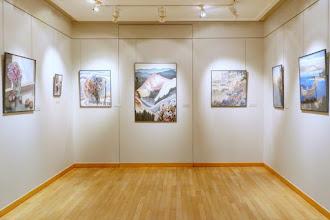 Expo Ailleurs : Yang Ermin, la réapparition de la couleur - Musée d'Art et d'Histoire Louis-Senlecq - L'Isle Adam - Jusqu'au 14 février 2021