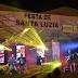 Tio do Acordeon e Forró Rabo de Saia comandam primeir anoite na Festa de Santa Luzia
