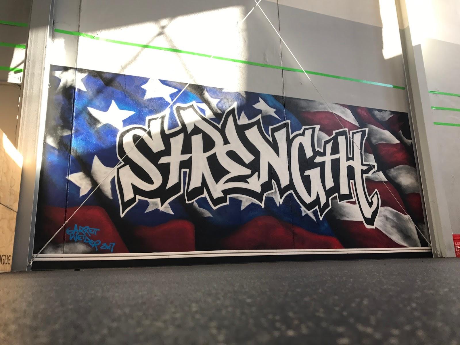 Graffiti Muralist For Hire Garrett Weider