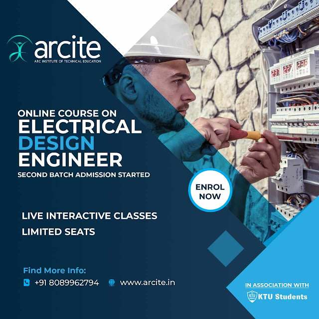 Online Course on Electrical Design Engineer