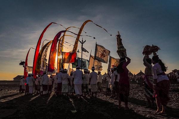 Hari Raya Nyepi - Sehari dalam Kesunyian   Makna, Catur Brata Penyepian dan Rangkaian Pelaksanaan Nyepi