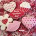 🌼❤Καρδούλες του Αγίου Βαλεντίνου-Hearts of Valentine..giortazo.gr🌼❤