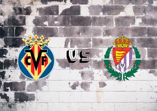Villarreal vs Real Valladolid  Resumen