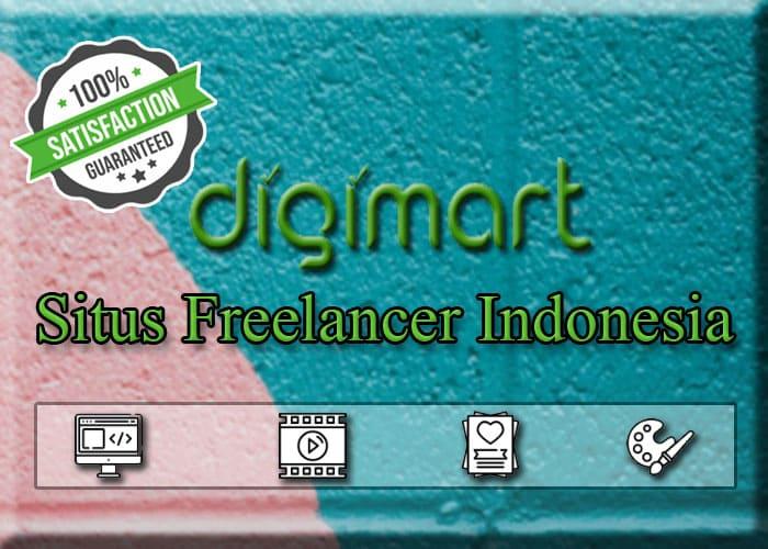 DigiMart.co.id Situs Freelancer Indonesia yang Terpercaya
