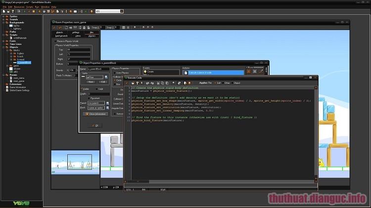 Download GameMaker Studio Ultimate 2.2.3.436 Full Crack