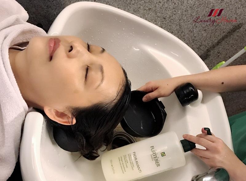 rene furterer fioravanti-clarify shine rinse dull hair