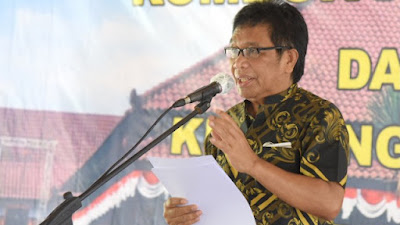 Komisi V Tinjau Pembangunan Infrastruktur di Kabupaten Pekalongan