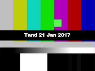 Tandberg 21 Januari 2017