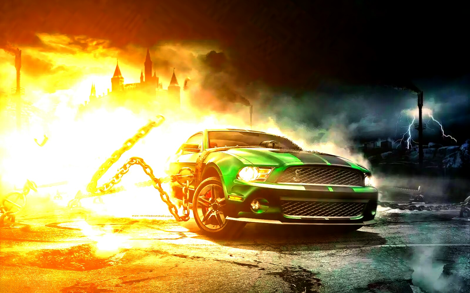 Car Manipulation Wallpapers Smokee Royal Editing World Effected Backgrounds By Adil