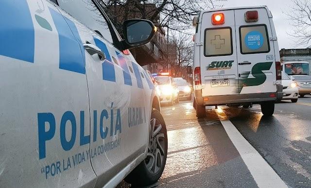 Una mujer perdió la vida tras ser atropellada por un taxi en el Prado