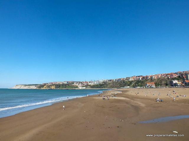 playas bonitas para ver en el País Vasco