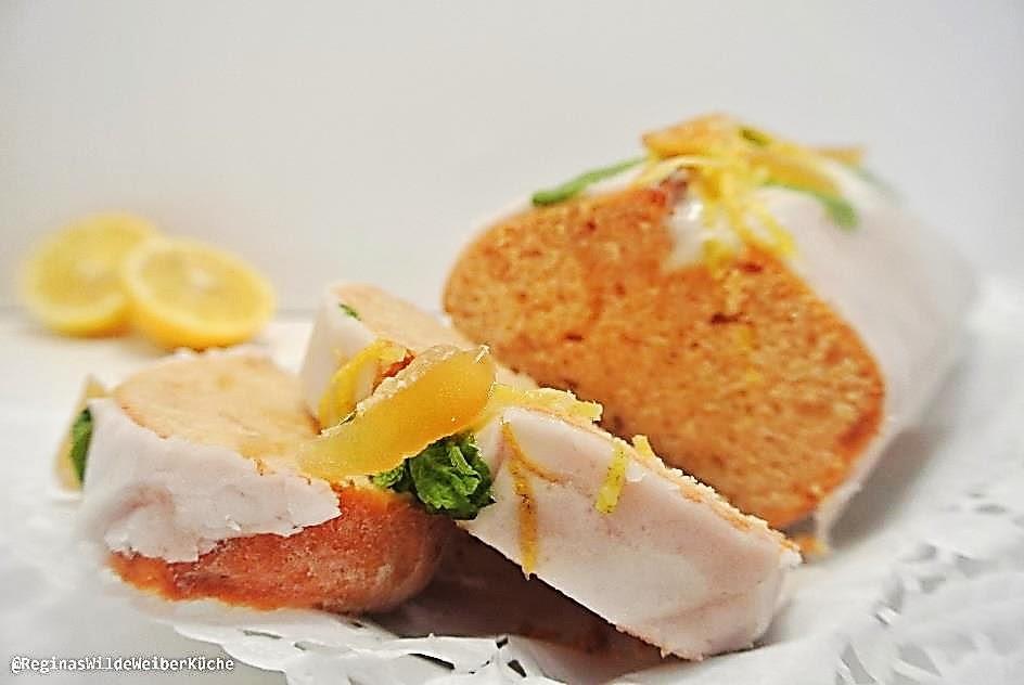 Reginas Wilde Weiber Kuche Zitronen Buttermilch Kuchen