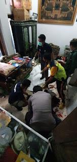 Opsnal Polsek Panakukang Gerak Cepat Tangkap Pelaku Penganiayaan di Pampang