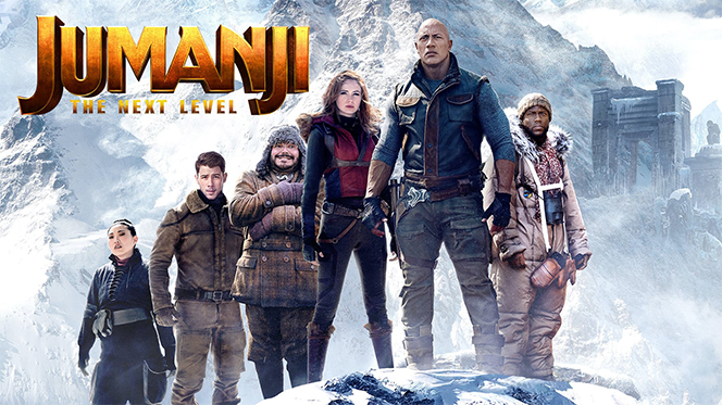 Jumanji: El siguiente nivel (2019) BDRip Full HD 1080p Latino-Ingles