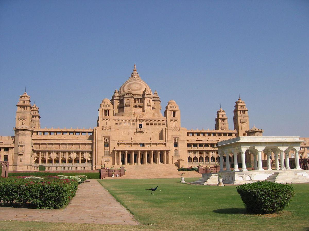 Дворец Умаид Бхаван