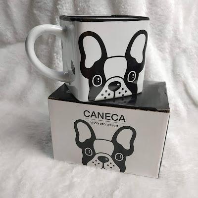 Caneca Pug
