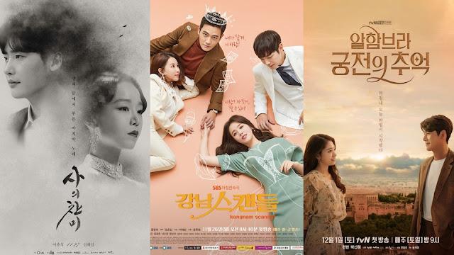 10 Drama Korea yang Wajib Kamu Tonton di Bulan Desember 2018