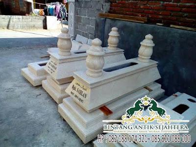 Contoh Kijing Kuburan, Contoh Makam Granit, Harga Makam Granit Murah