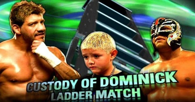 Legal Battles with Ladders: A Look Back at the Custody Ladder Match