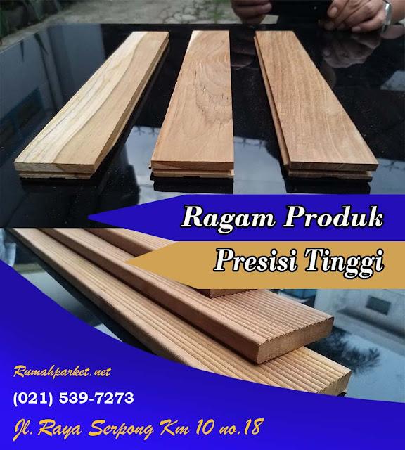 Jual lantai kayu di Jakarta dengan kualitas terbaik