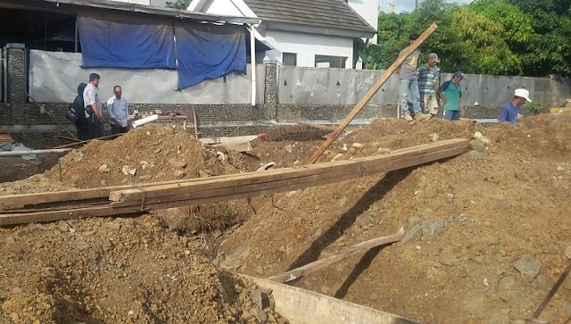 Meski Disegel, PT Jaya Property Tetap Membangun Tanpa IMB