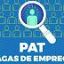PAT Itupeva está contratando para 6 cargos diferentes em Itupeva (30/06/2021)