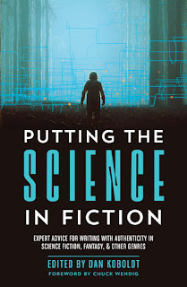 cover of Putitng the Science in Fiction